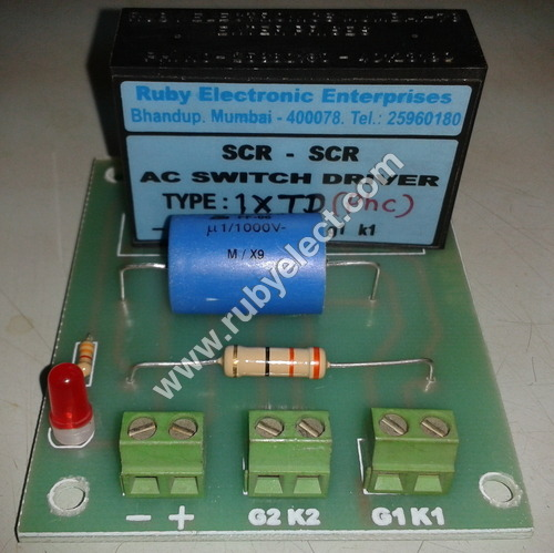 Ac Power Control Modules
