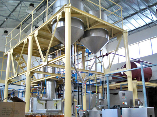 Honey Processing Plant System