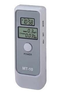 Digital Breath AnalyserMT-10