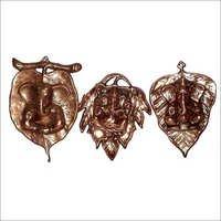 Black Metal Hanging Handicrafts