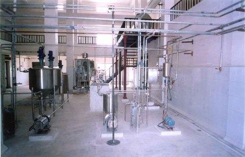 Soy Milk Processing Plant
