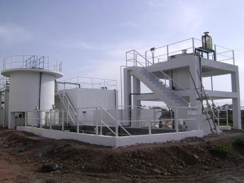 Paper Pulp Effluent Treatment Plant