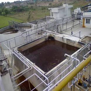 Sewage Effluent Treatment Plant