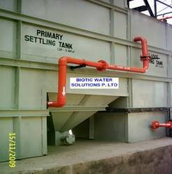 Saff Based Sewage Treatment Plant