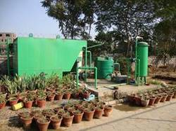 Sewage Treatment Plant for School