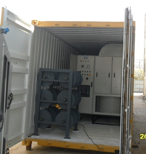 Portable Resistive Load Bank
