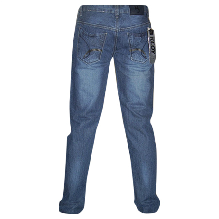 Designer Cotton Denim Jeans