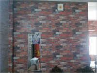Bricks Pattern Wallpaper