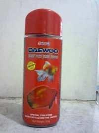 Daewoo fast red aquatic fish food