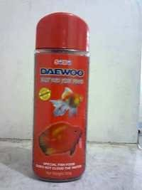 Sobo Daewoo fast red aquatic fish feed