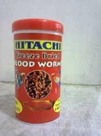 Hitachi Blood worm aquatic fish food