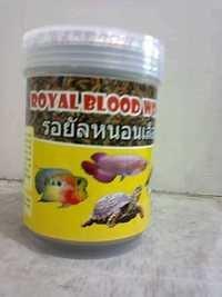 Royal Blood worm aquatic fish food