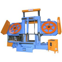 BDC - 1200 NC Fully Automatic Band Saw Machine