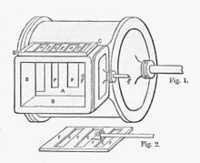 Model Of Mayer Expansion Valve Steam Engine