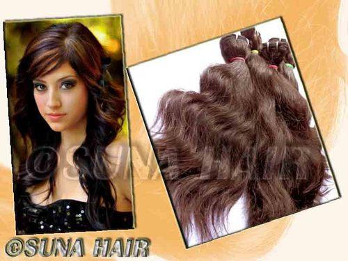 human hot color hair