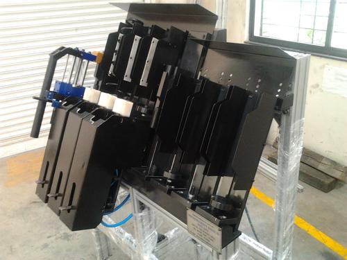 Rear Axle Spring Compression Machine