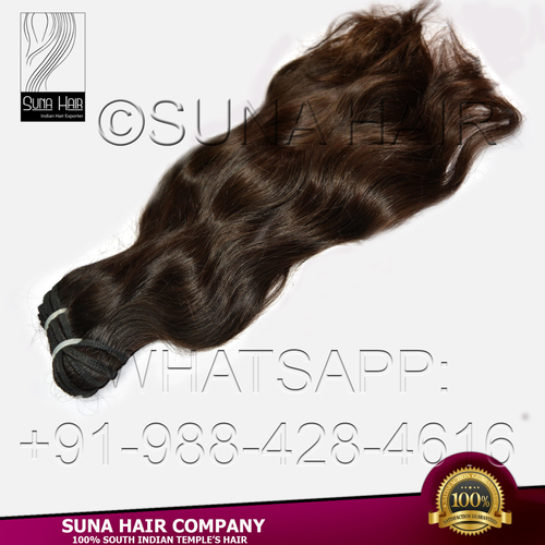 Indian natural beautiful human hair extension