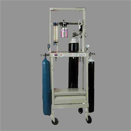 Anesthesia Machine-Flow Safe