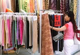 Fabrics Export