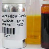 Yellow Paprika Food Preservative