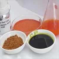 Liquid Red Color Food Preservative