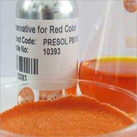 Red Color Presol Preservative