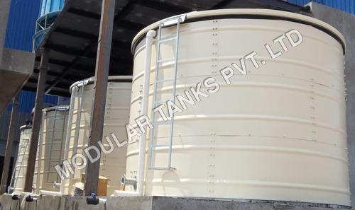 Industrial Hot Water Tank