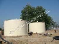 100 KL Water Tank