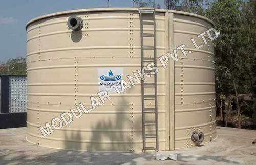 400 KL Water Tank