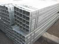 HD Galvanized Steel Square Pipes