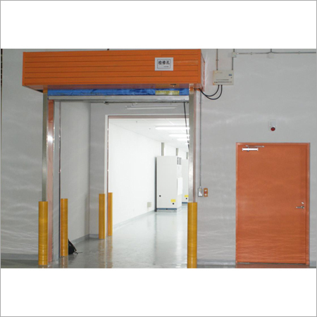 Fire Rated Rolling Door
