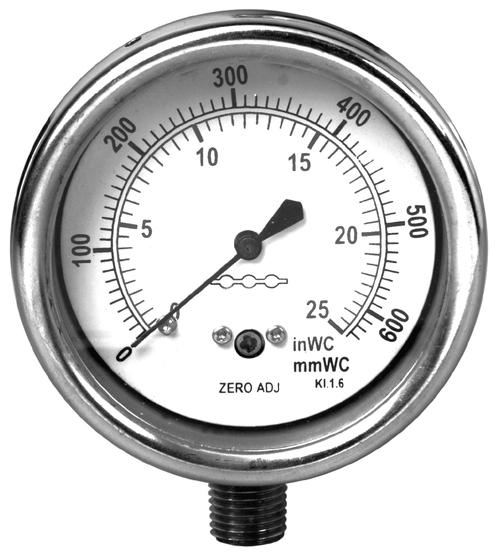 PGCG : Capsule Type Pressure Gauge