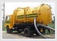Drainage Tank Cleaning Services