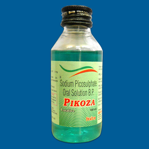 Sodium Picosulphate Oral Solutions