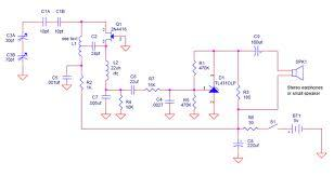 Demonstration Radio Receiver(Transistor version)