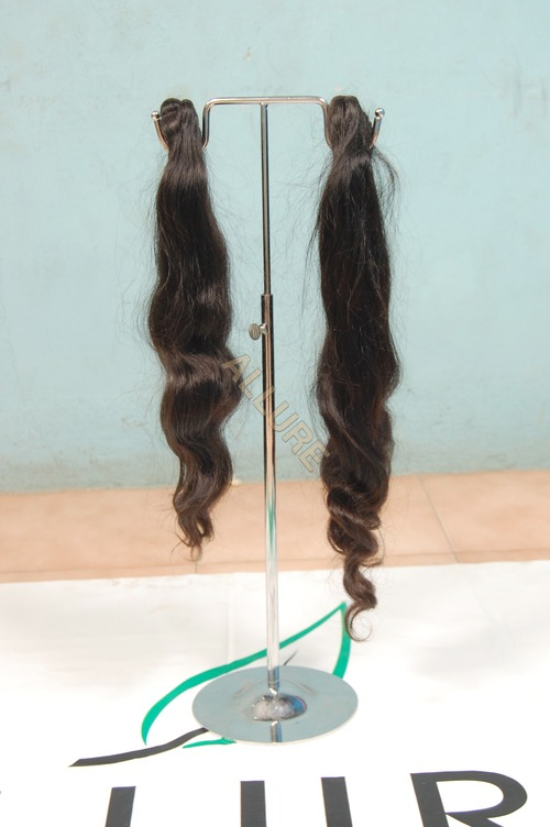 Indian Curly Tail Human Hair