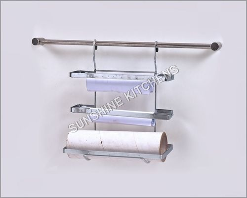 Paper Foil Holder with Cutter