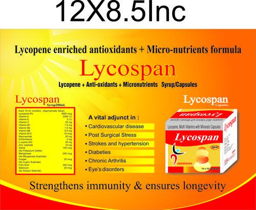Lycopene Multivitamin Capsules