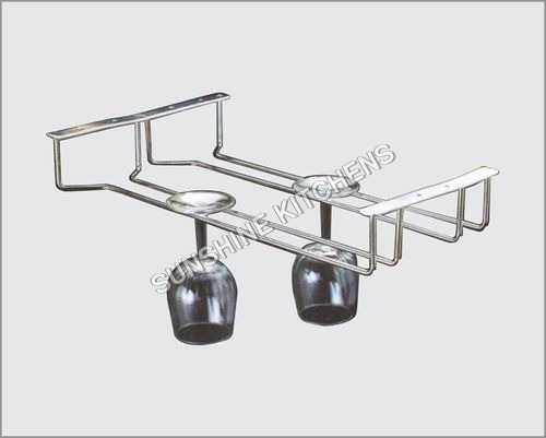 Wine Glass Holder Double