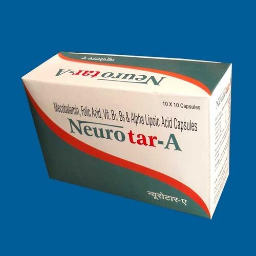 Mecobalamin & Folic Acid Capsules