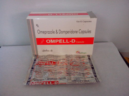 Omperazole & Domperidone Capsules