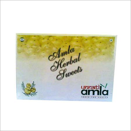 Amla Herbal Sweets