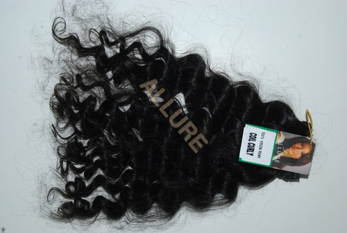 Virgin Remy Coil Curly Hair