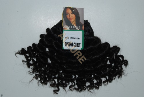 Remy Spring Curl Hair