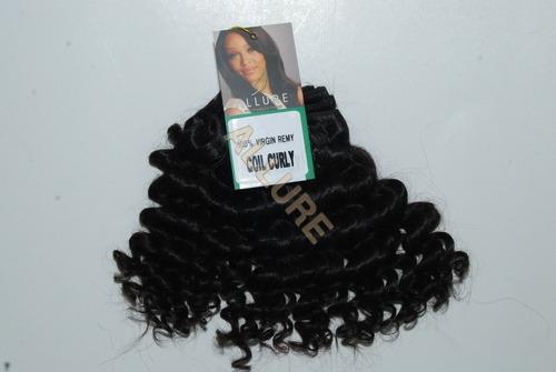 Coil Curly Human Hair