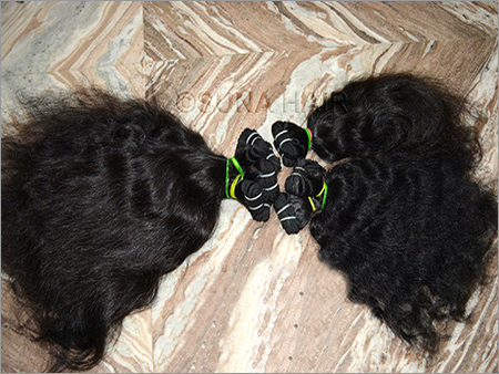 wholesale price natural virgin remy curly hair