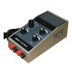 Tens Dual Channel With Timer & Battery