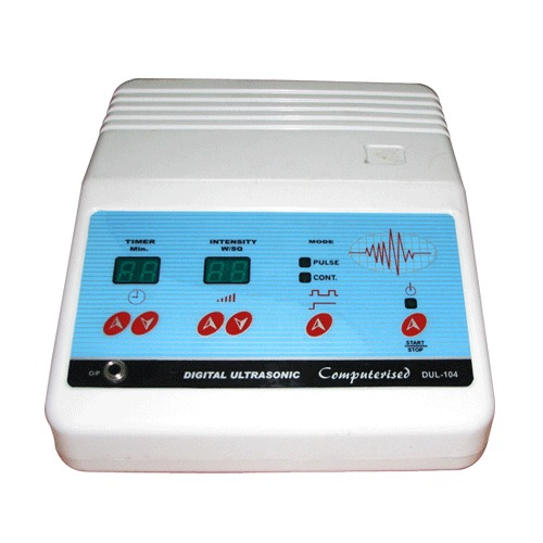 Ultrasonic Therapy (Digital)