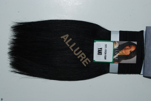 Virgin Remy Yaki Human Hair