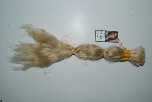 White Bulk Human Hair